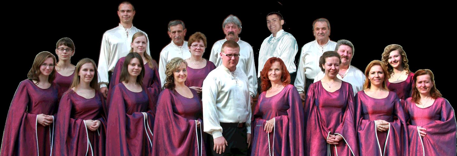 Chrámový spevácky zbor Campana logo